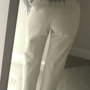 Theory business/casual cotton pants